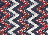 American Chevron Cooling Neck Wrap