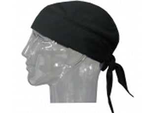 Hyperkewl Cooling Skull Cap Black