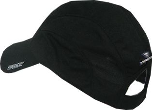 Hyperkewl Cooling Sports Cap-Black