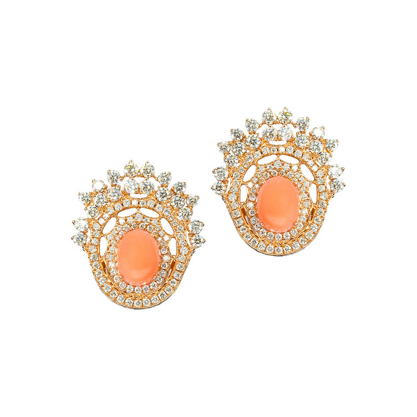Angel Blush Earring