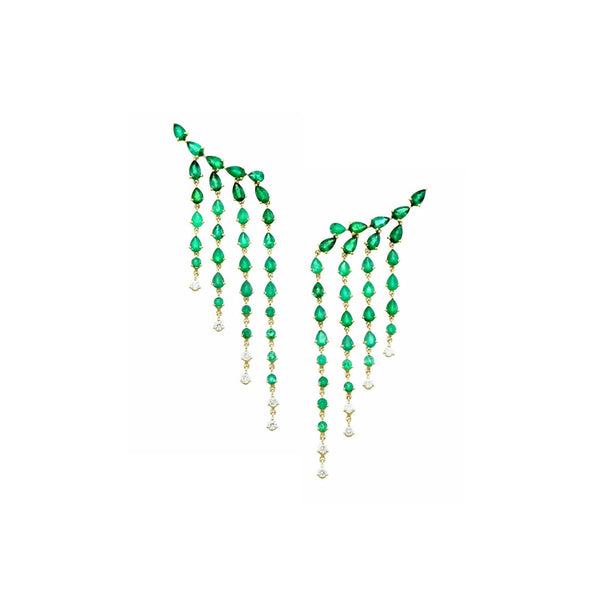 Cascading Emeralds