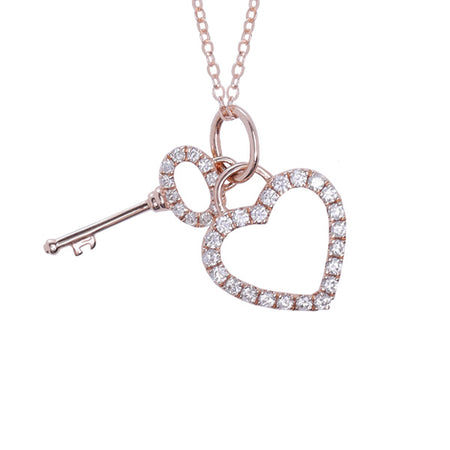 Unlock Your Heart Necklace