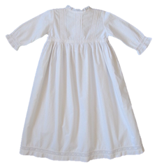 Rose Lace Christening Gown