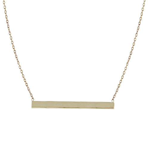 "1.5"" BAR NECKLACE"