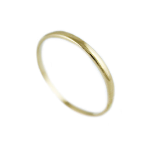 14K BAND RING 1.5 MM