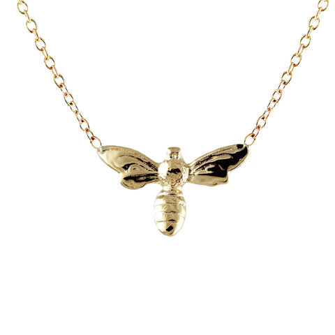 14K LOVE SCRIPT NECKLACE