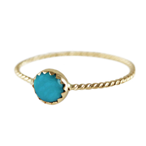 GOLDEN TURQUOISE