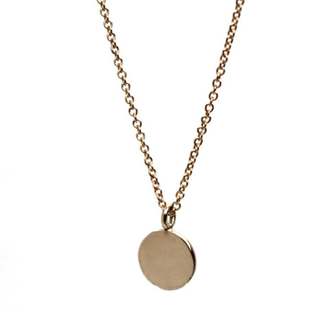 14K SAYULITA NECKLACE
