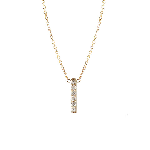AZALEA DIAMOND NECKLACE