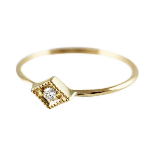 CAPELLA DIAMOND RING