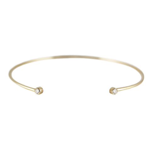15MM TINY BAR BRACELET