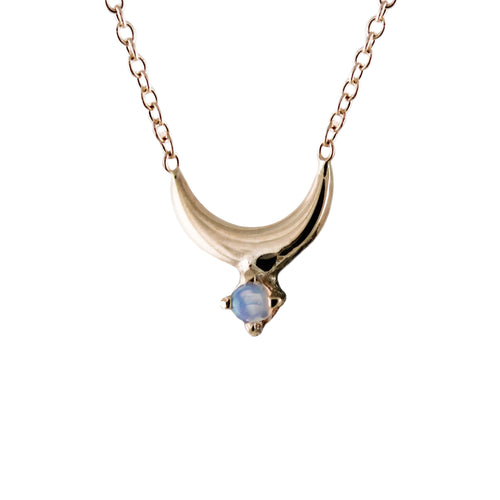 ECLIPSE LUNAR OPAL NECKLACE