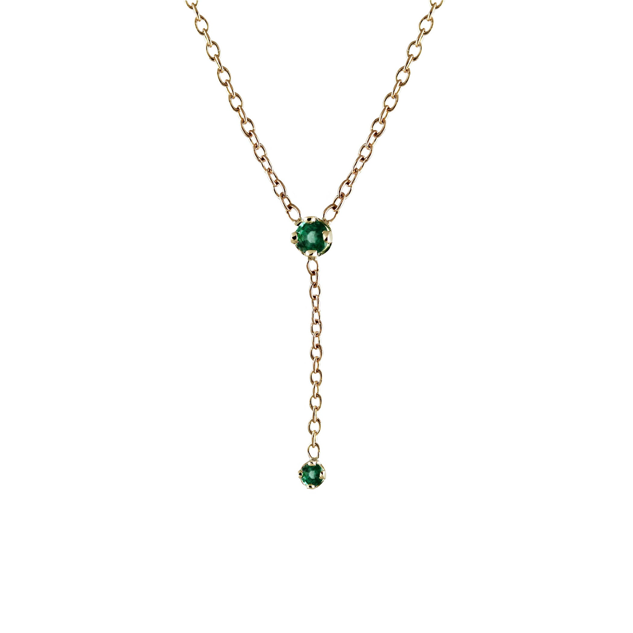 emerald necklace pendant wendy cut stone necklaces chokers products nichol tourmaline collections