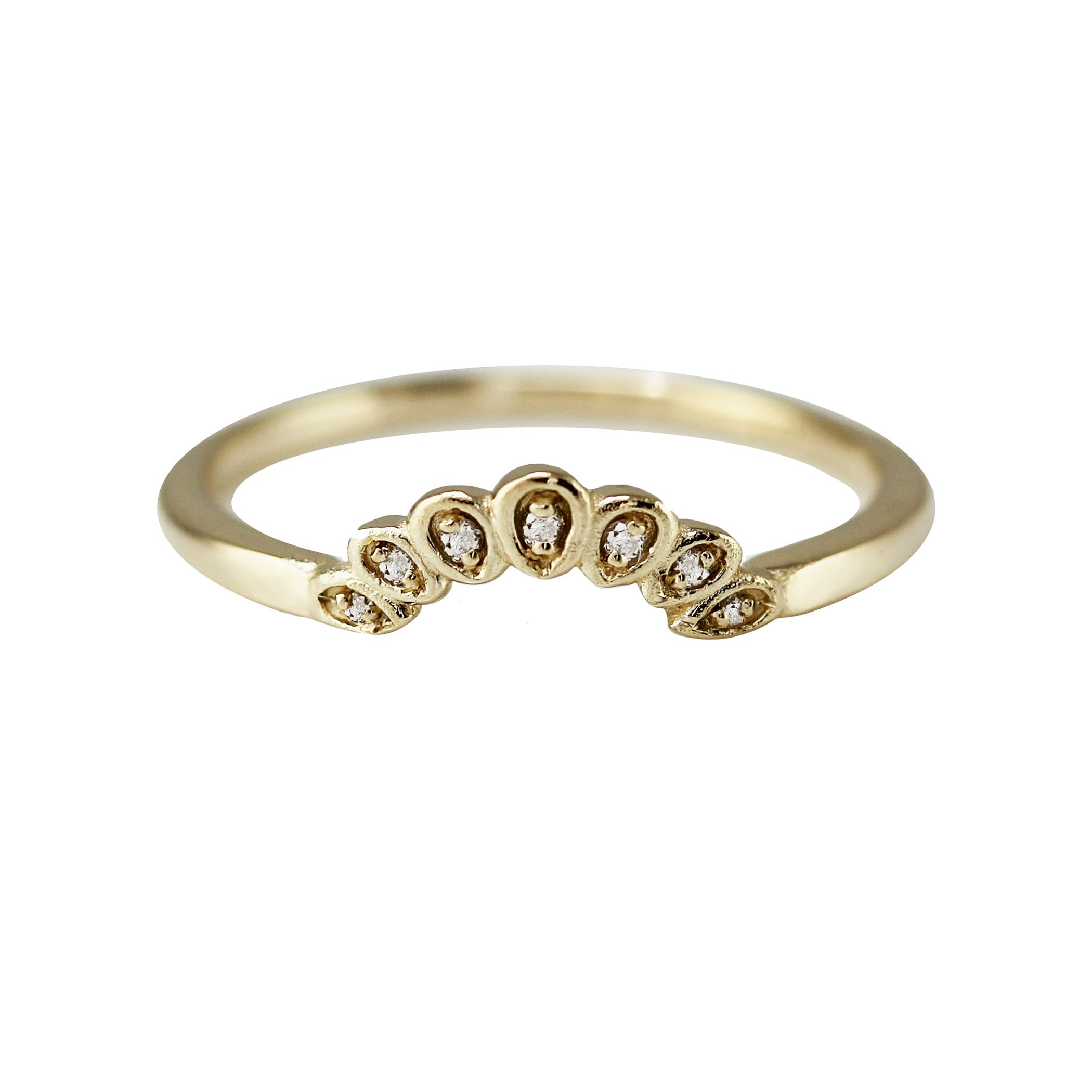 gold by white band ring diamond wedding eternity bands products cluster anniversary dsc nodeform