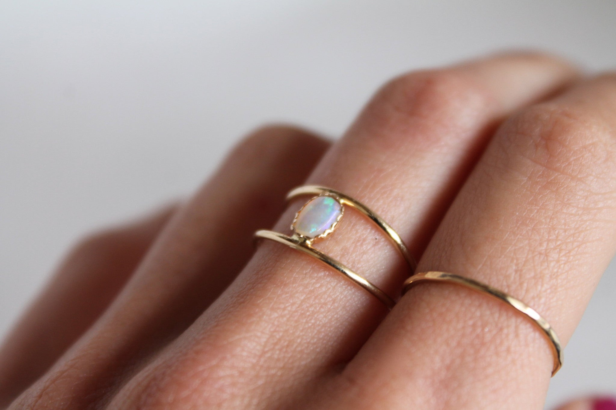 CAGED OPAL
