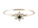 KARIS EMERALD RING