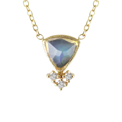 KEIRA OPAL NECKLACE