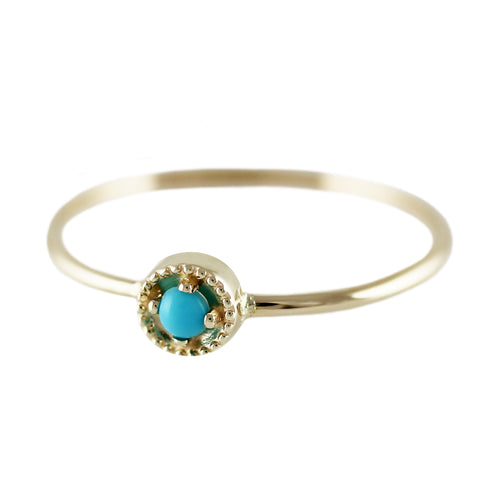 MARBELLA TURQUOISE RING
