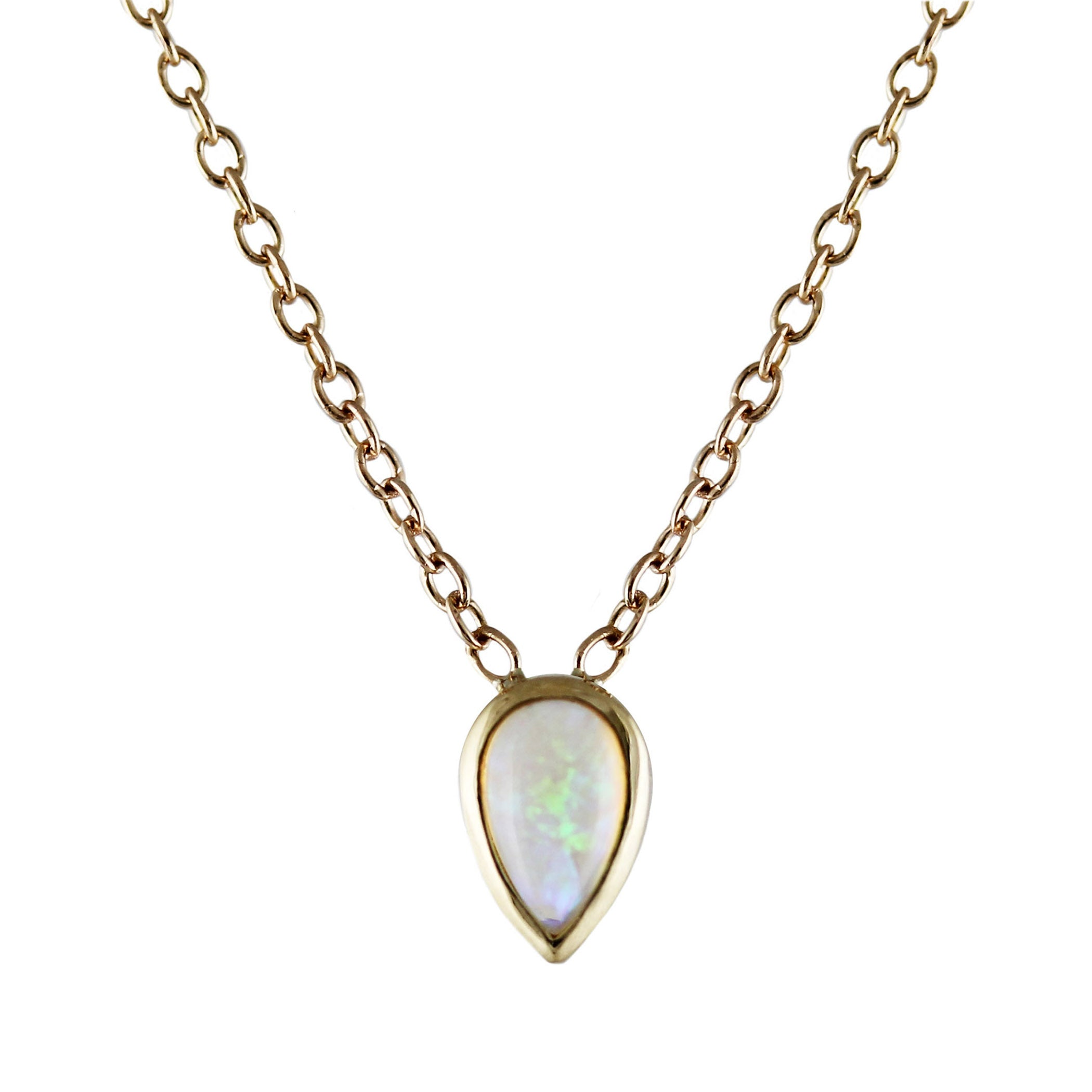 pendant collections lumo necklace real opal products dahlia wb all
