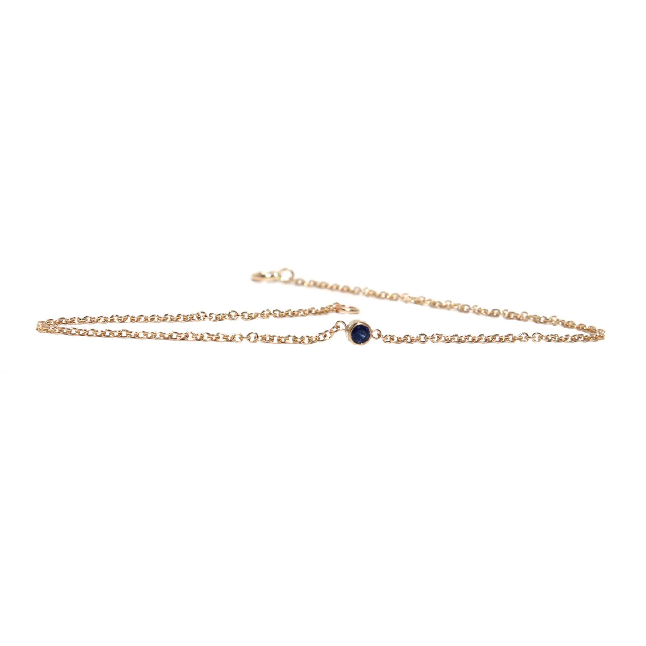timeless hires black and london amp sapphire gold rose links of default vermeil bracelet
