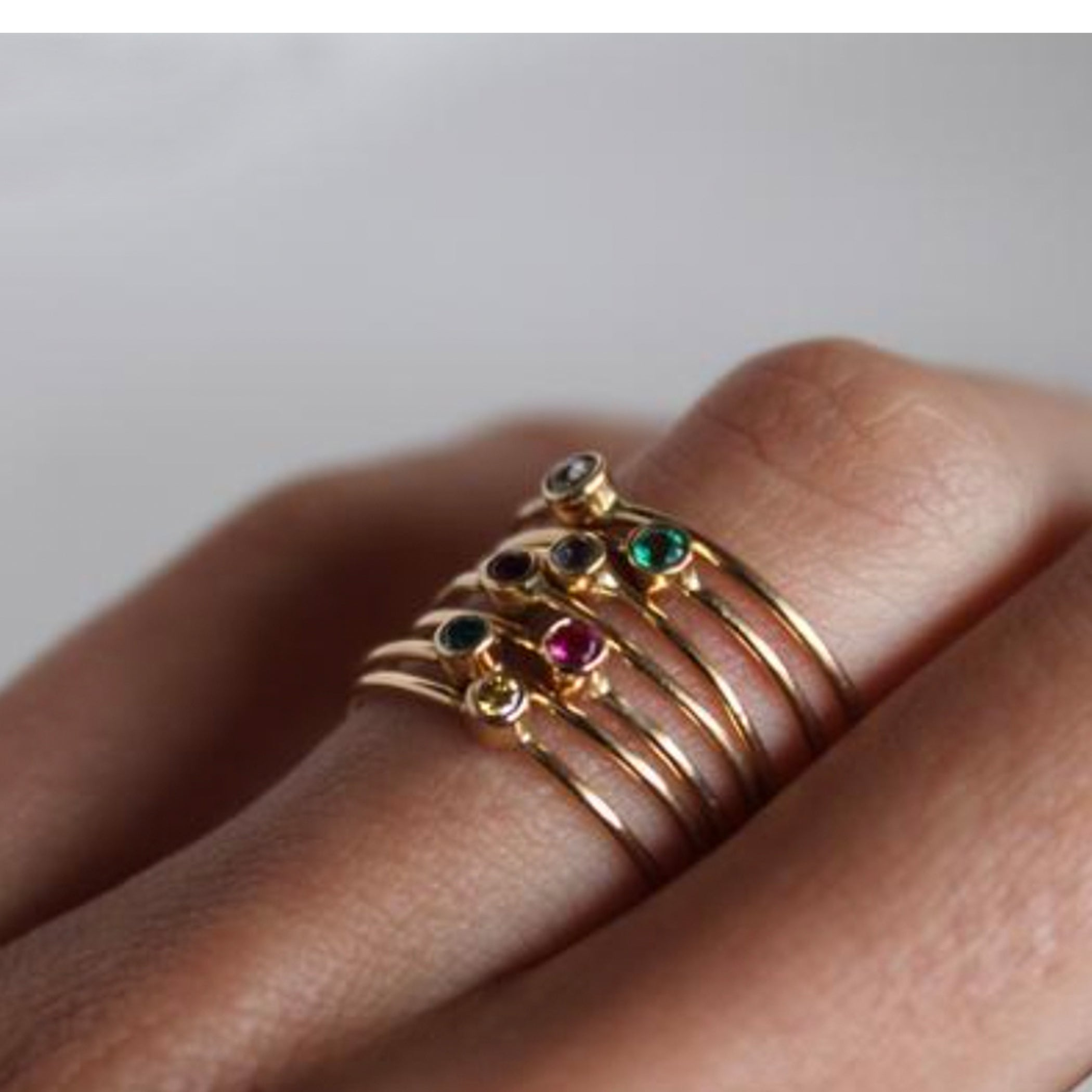 lumo wb emerald emeral rings chocolate single ring cognac diamond products model