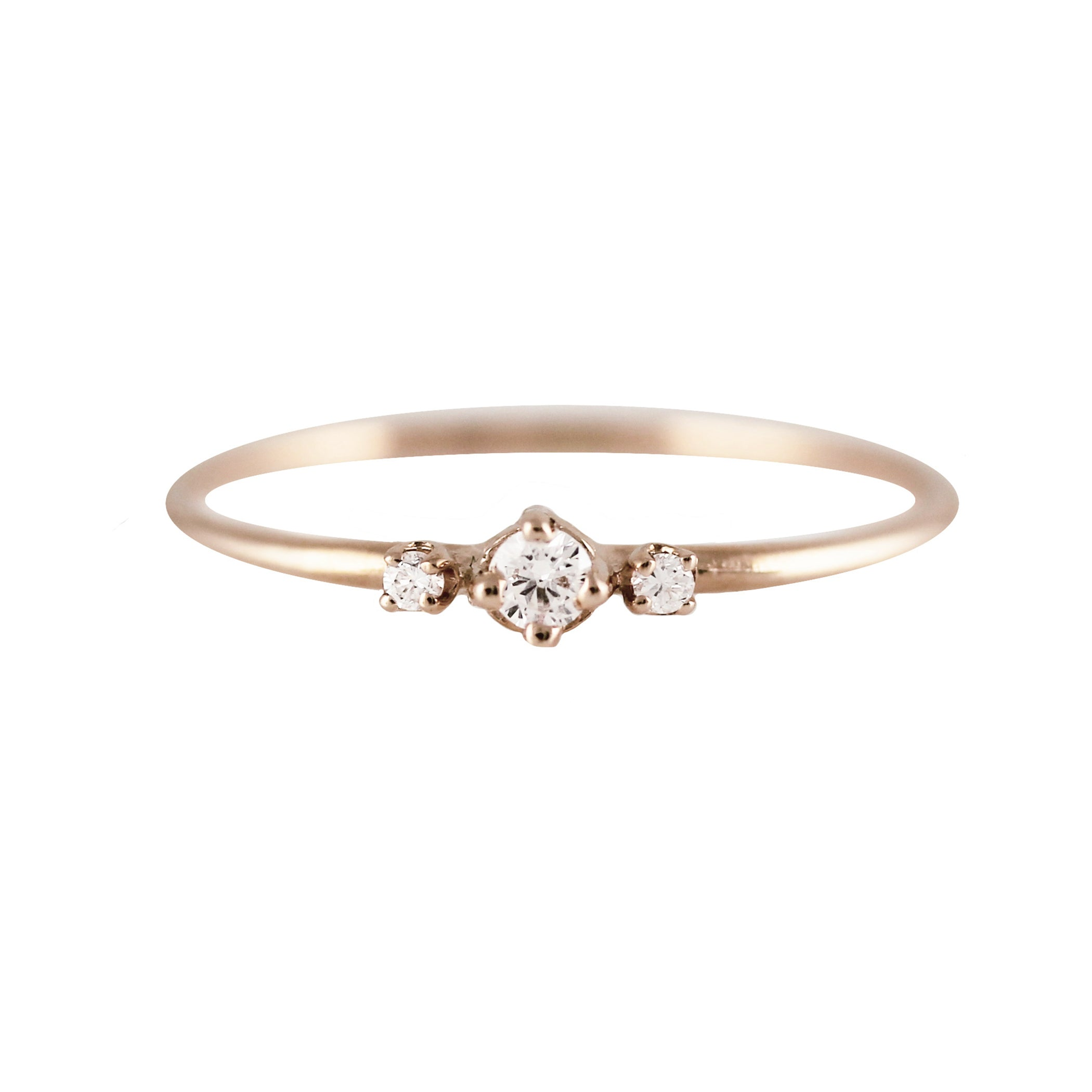 THEA DIAMOND RING