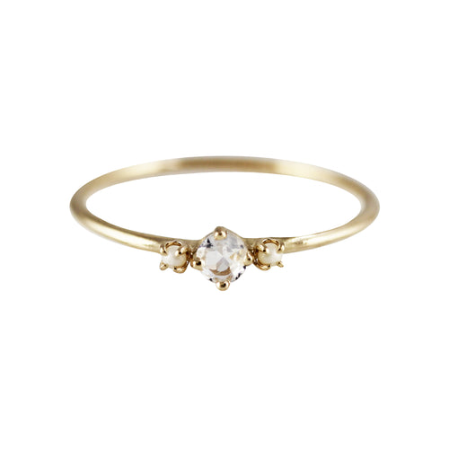 THEA MOONSTONE RING