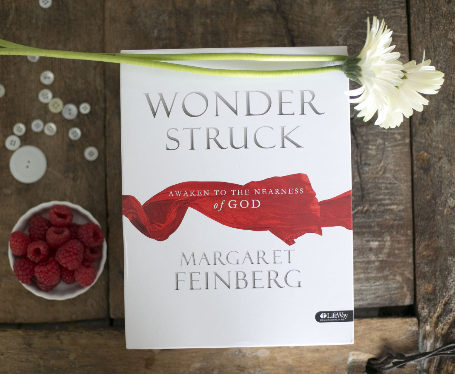 Wonderstruck DVD Bible Study Kit + FREE LIVE LOVED Coloring Book
