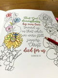 Live Loved: An Adult Coloring Book