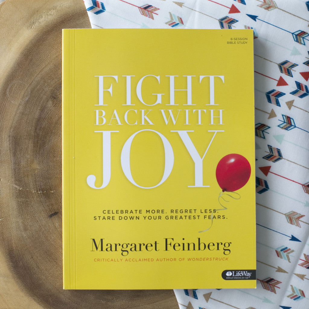 Fight Back With Joy Additional Workbook