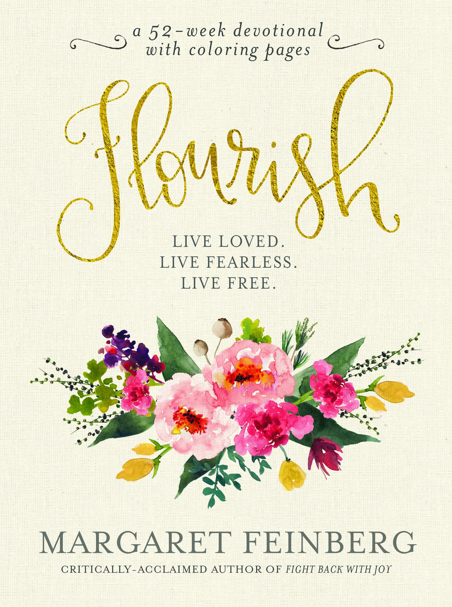 Flourish: A 52-Week Devotional