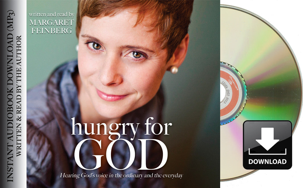 Hungry For God Instant Audiobook Download