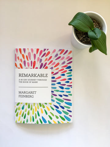 4-Pack of Remarkable: A 40-Day Journey Through the Book of Mark