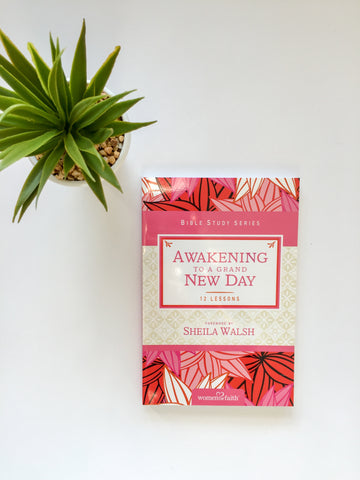 Bundle Package: Following God's Guidance, Finding Rest in a Busy World, and Awakening to a Grand New Day