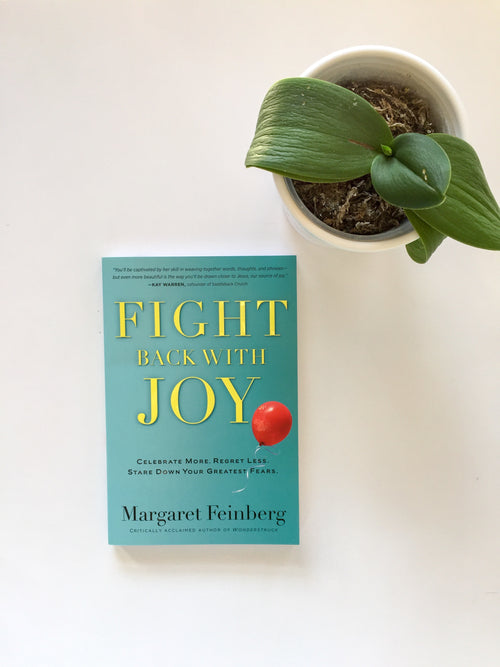 Fight Back With Joy Book