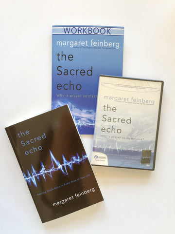 The Sacred Echo Book and Workbook Combination