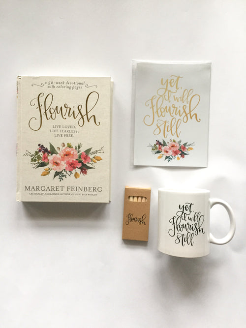 The Flourish Devotional Box
