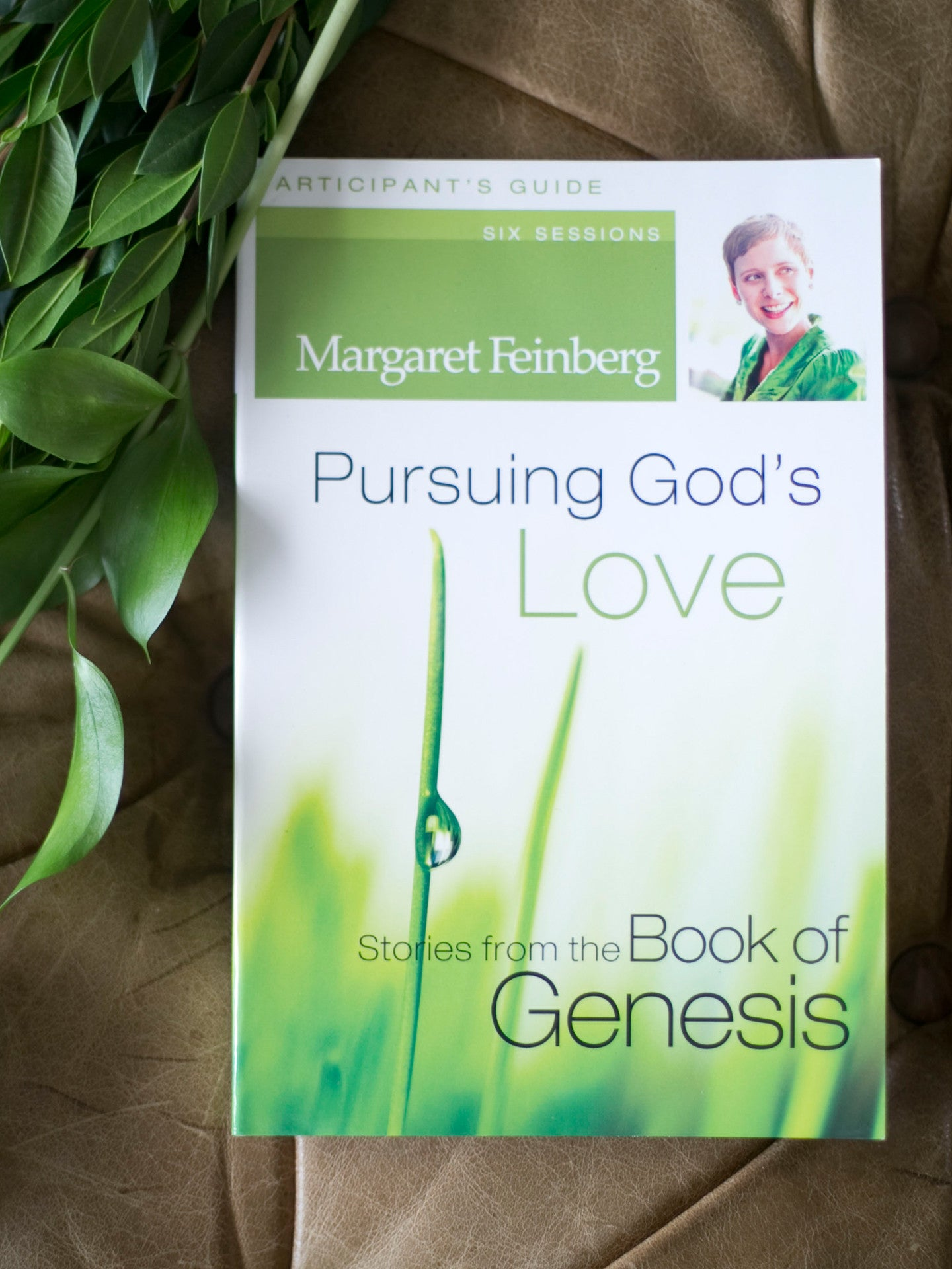 Pursuing God's Love: Stories from the Book of Genesis Workbook