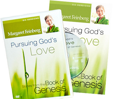 Pursuing God's Love: Stories from the Book of Genesis Participants Guide with DVD
