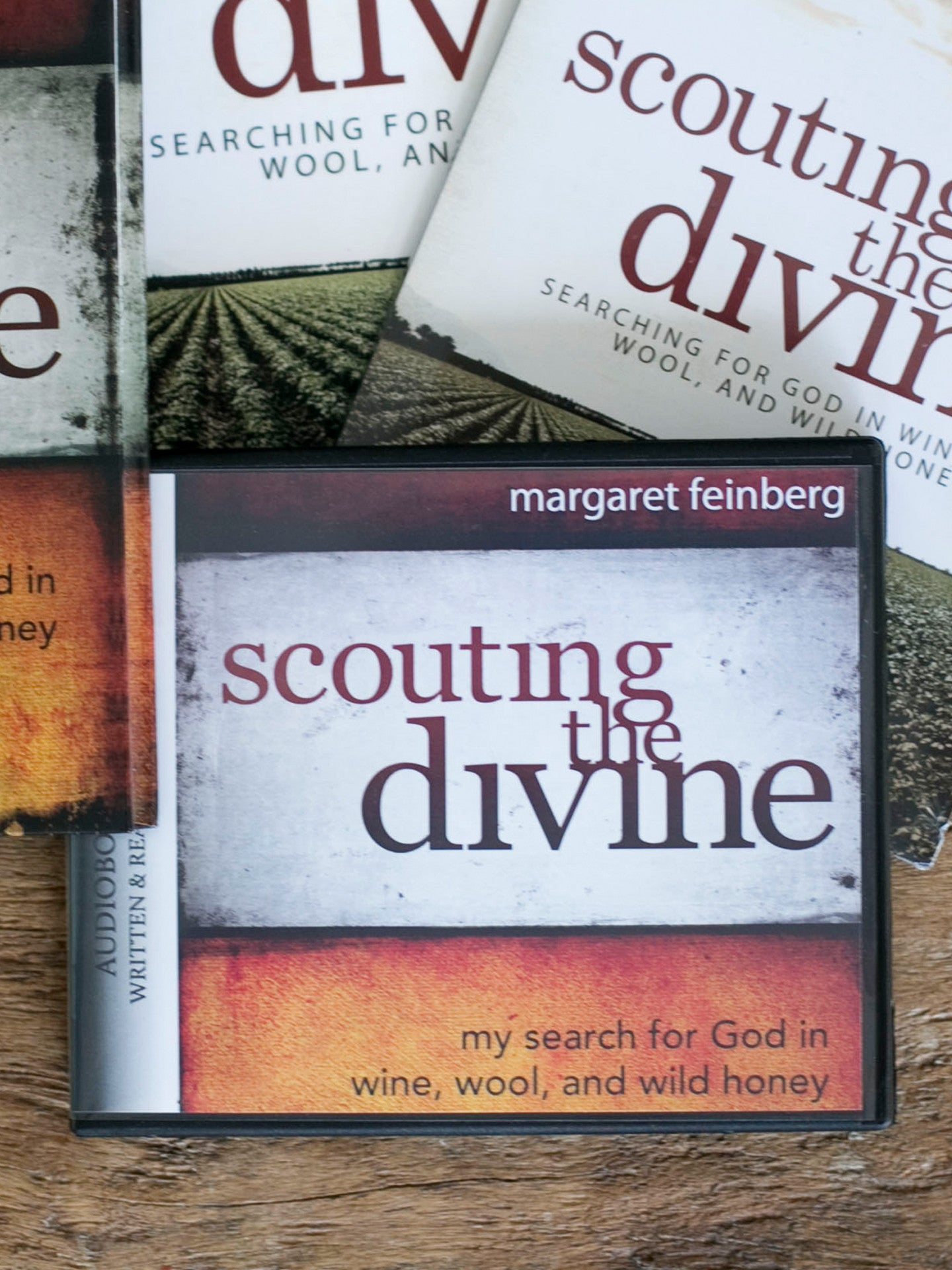 Scouting the Divine Audiobook