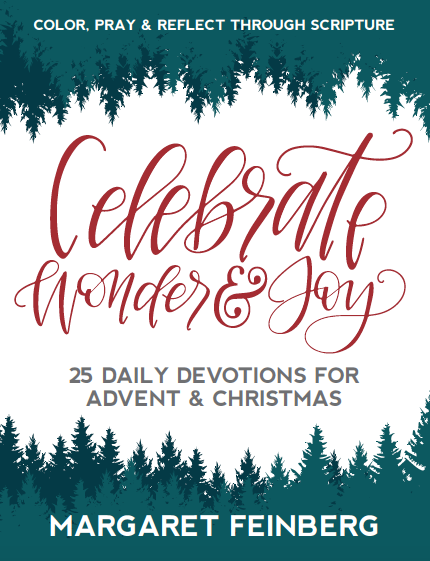 Celebrate Wonder and Joy: 25 Devotions for Advent and Christmas