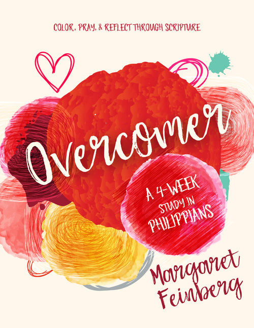 Overcomer eBook: A 4-Week Study in Philippians INSTANT PDF DOWNLOAD