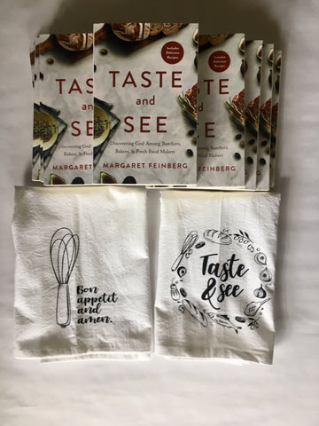 Taste and See DVD (ONLY)