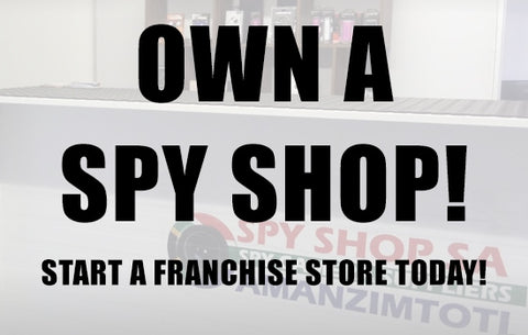 spy shop franchise large