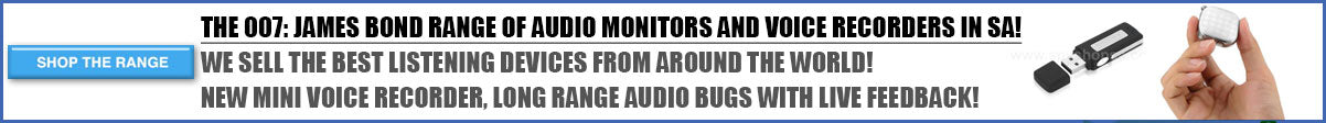 Audio Spy Recorders for Sale