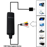 CCTV Camera to USB Adapter