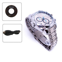 Waterproof Night Vision Spy Watch