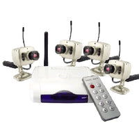 Wireless Security System - Spy Shop SA