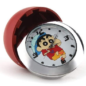 Nanny Camera Clock - Cartoon Style - Spy Shop SA