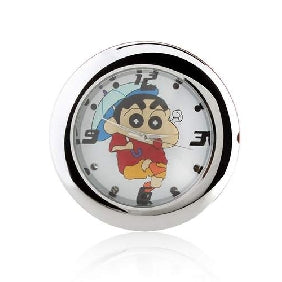 Cartoon Nanny Camera Clock for Kids